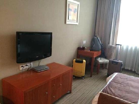 Edinburgh Yanggongdi Hotel : kefang