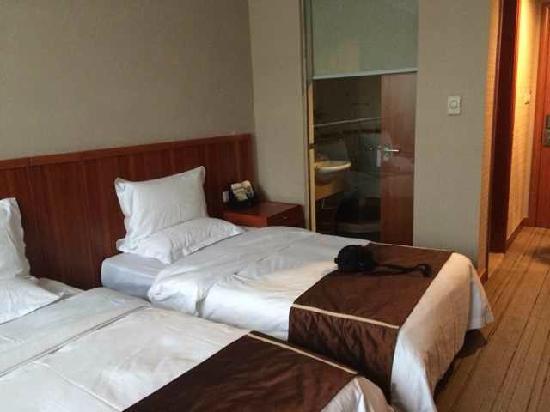 Edinburgh Yanggongdi Hotel : chuang