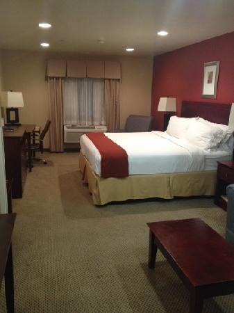 Holiday Inn Express Hotel & Suites Los Angeles Airport Hawthorne: 房间还不错