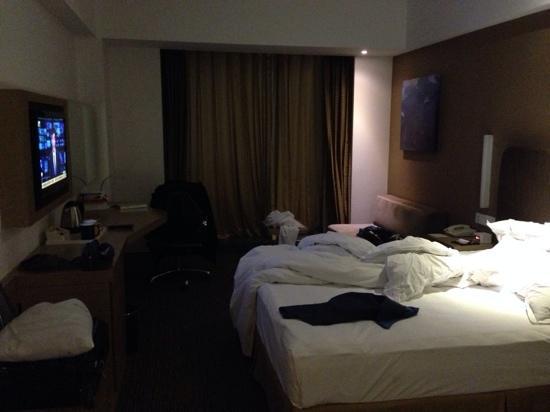 Holiday Inn Express Shanghai Jinsha: 舒适的酒店