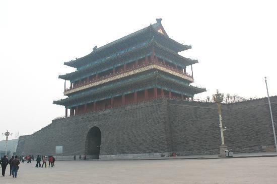 Qianmen (Zhengyangmen) : 正阳门