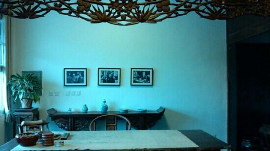 Xiangtan County, Kina: 齐白石生活过的房间