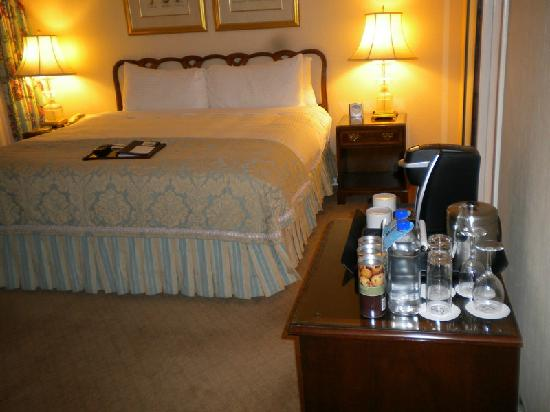 The Fairmont Olympic Seattle : 5