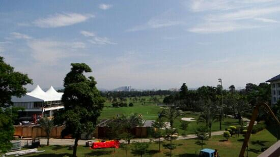 Glenmarie Golf & Country Club : 高球场