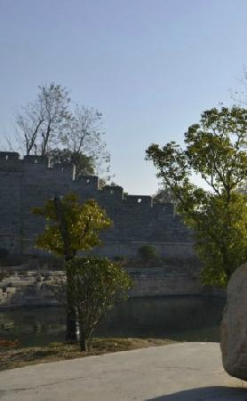 The Ancient City of Tai'er'zhuang: 16
