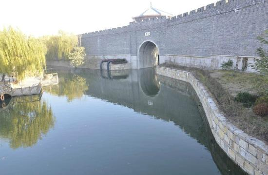 The Ancient City of Tai'er'zhuang: 1