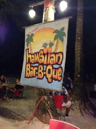 The Original Hawaiian Bar-B-Que: Hawaiian bar-b-que
