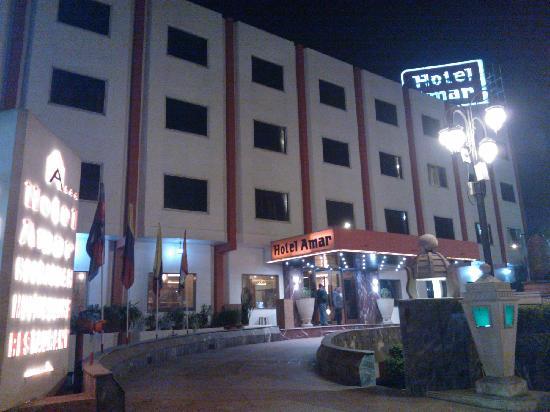 Hotel Amar: 外观