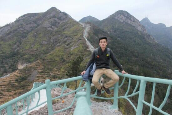 Mt.Yandang Resort: 雁荡长城