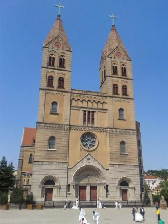 Qingdao Catholic Church: 外观