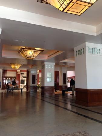 Hyatt Regency Kinabalu: 酒店大堂