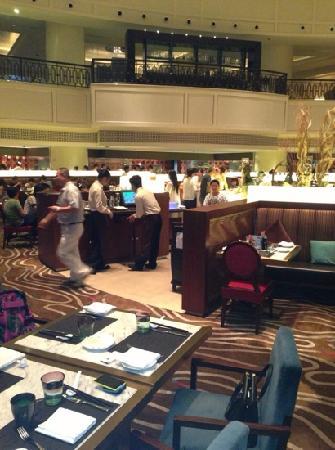 Sheraton Fuzhou Hotel: 喜来登自助餐