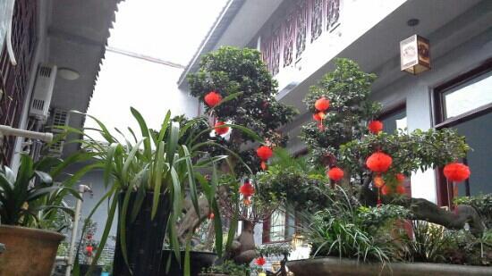 Pingle Ancient Town: 福慧街丽江客栈
