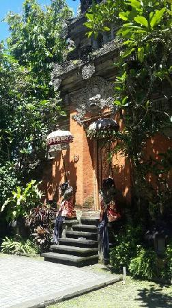 Puri Saren Palace: 小皇宫