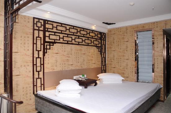 Wangjunfu Hotel: 陕北风情大炕