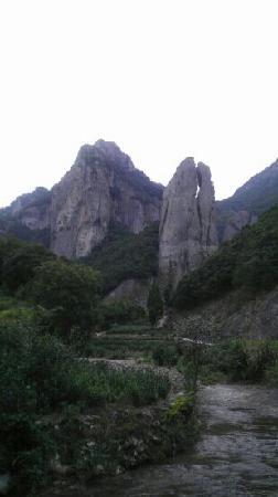 Mt.Yandang Resort: 悠悠雁荡山,可惜阴天