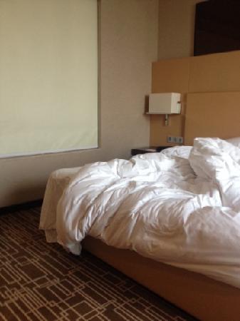 Hyatt Regency Jinan: 房间不大