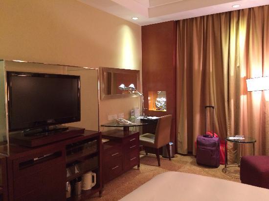 Guangxi Wharton International Hotel: 客房
