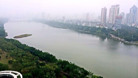 Guangxi Wharton International Hotel: 景观
