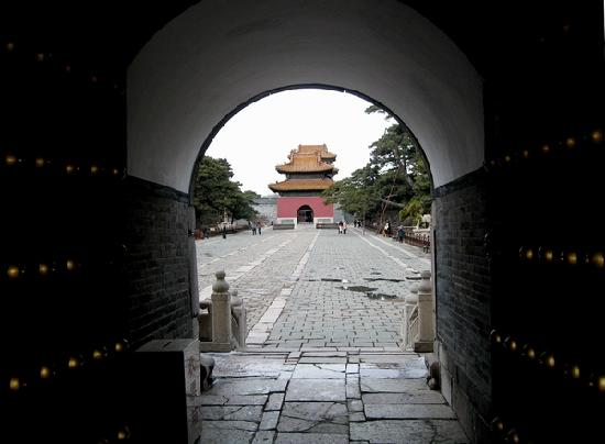 Shenyang Zhaoling Mausoleum: 1