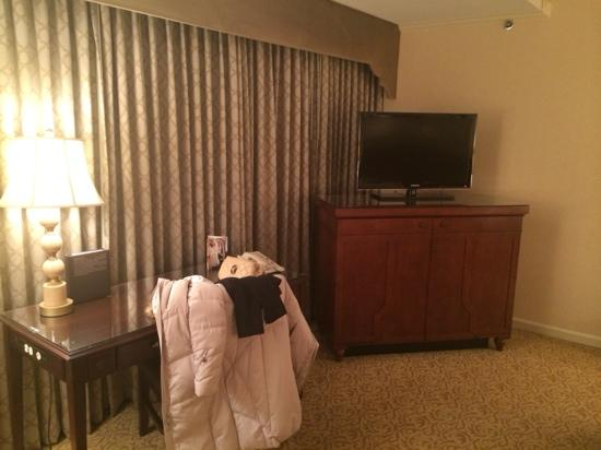 Omni New Haven Hotel at Yale: 房间