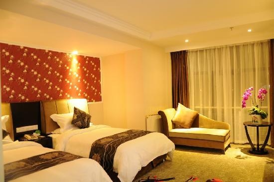Wangjunfu Hotel: 豪华景观房