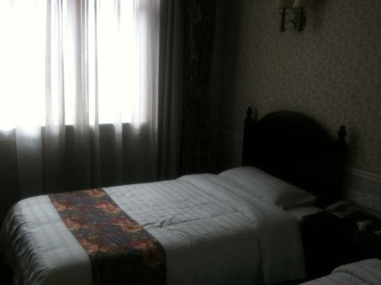 Oak Hotel Chongqing Niujin Street: 舒适淡雅