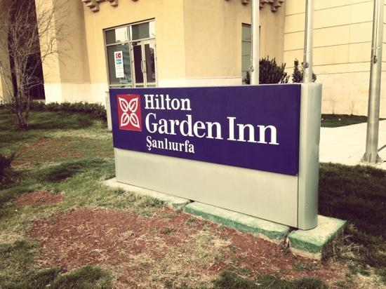 Hilton Garden Inn Sanliurfa: 意外!