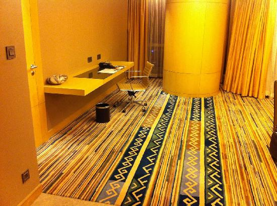 Renaissance Huizhou Hotel: 工作区