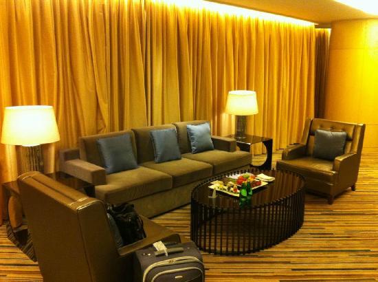 Renaissance Huizhou Hotel: 客厅