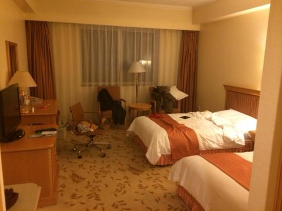 Holiday Inn Beijing Chang An West: 标准间