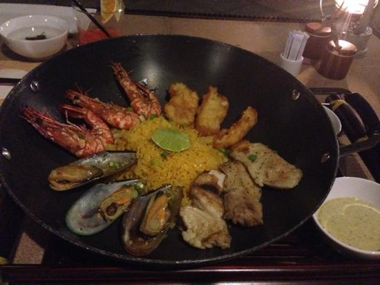 Mia Resort Nha Trang : 好的食物