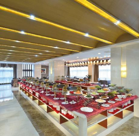 Guosheng Hotel : 早餐厅