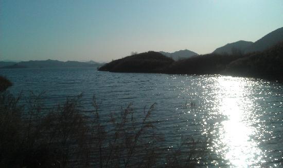 Miyun Reservoir : 密云水库