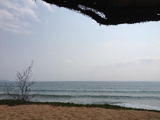Doubletree Resort by Hilton Hotel Sanya Haitang Bay : 沙滩