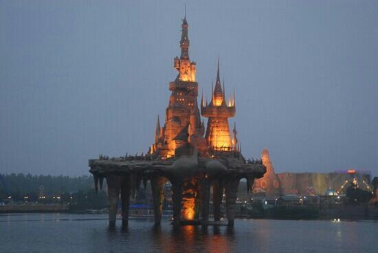 Dalian Discovery Kingdom : 夜景