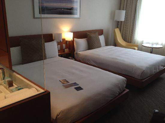 Novotel Christchurch Cathedral Square Hotel : 客房