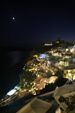 Grace Santorini Hotel: yejing