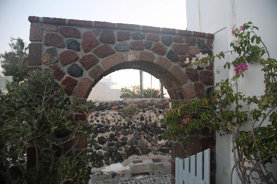 Grace Santorini Hotel: jiudiandamen