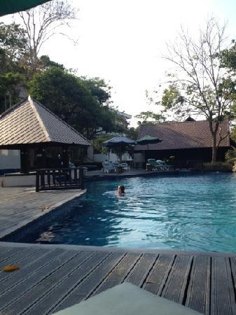 Holiday Inn Resort Phi Phi Island: 酒店泳池