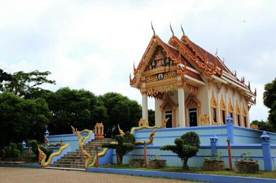 Wat Khunaram (Mummified Monk): 漂亮