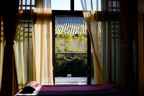 Banyan Tree Lijiang: 房间里的spa屋