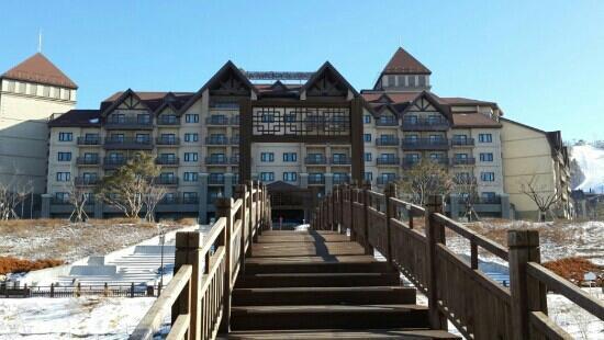 InterContinental Alpensia Pyeongchang Resort: 外观