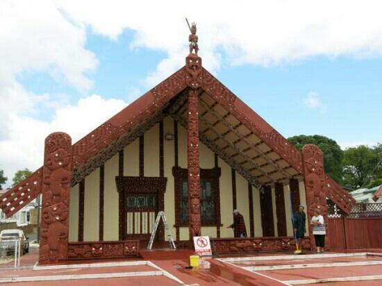 Ohinemutu: 宗教建筑