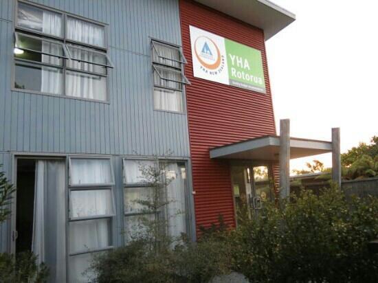 YHA Rotorua: yha
