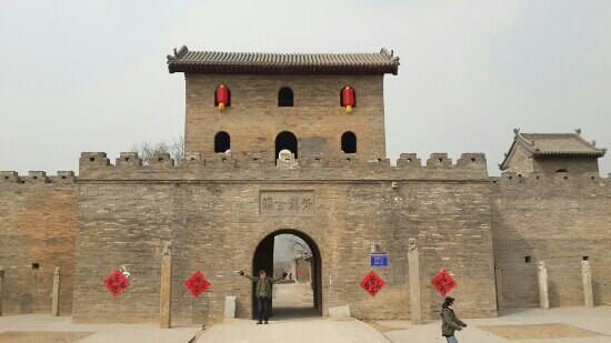 Taiyuan Qinglong Ancient Town