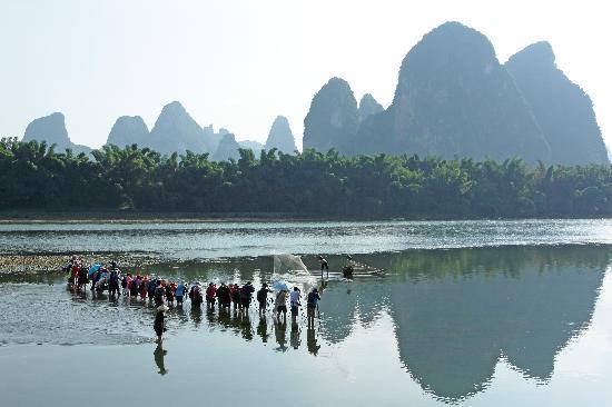 CTN Li River Hotel: 周边风景