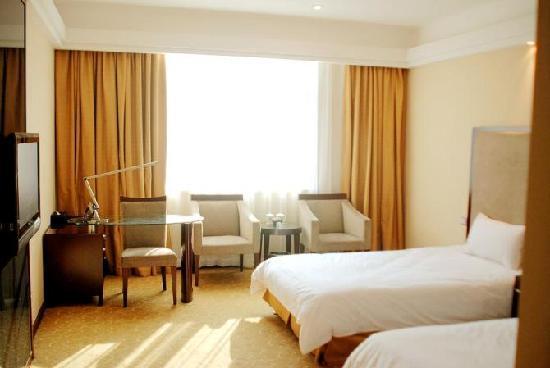 Zhangyuan Hotel: 双床