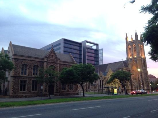 St Francis Xavier Cathedral: 大教堂
