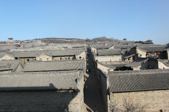 Wang's Family Compound (Wang Jia Dayuan): 王家大院